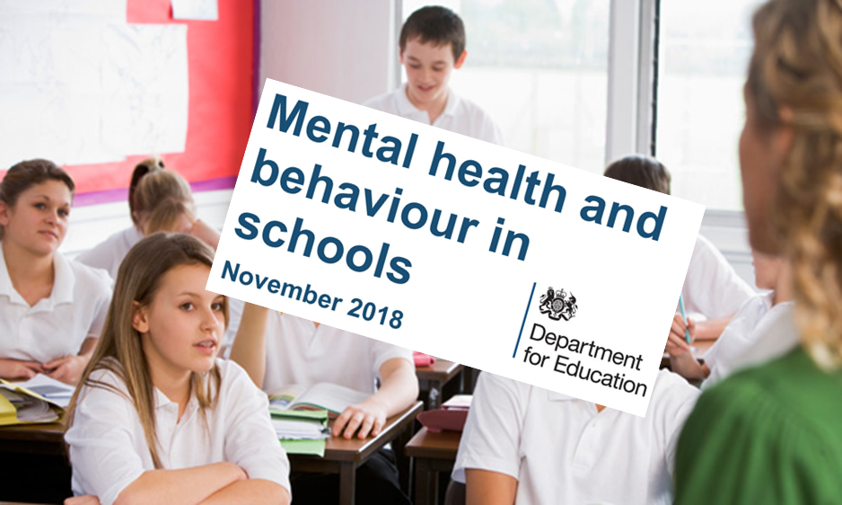 Mental health and behaviour in schools document